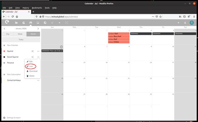 CalendarFlyOutLink