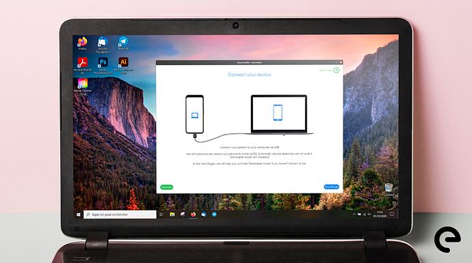 Easy installer for Windows