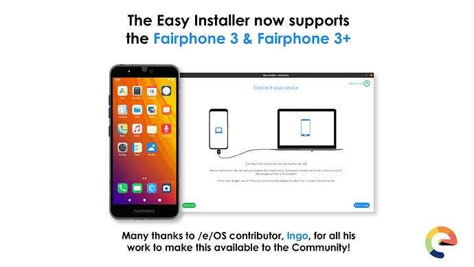 Easy installer for the FP3-FP3