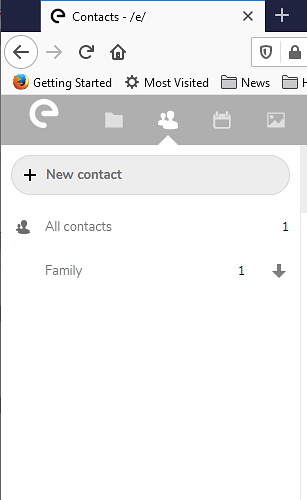 ContactsSettings