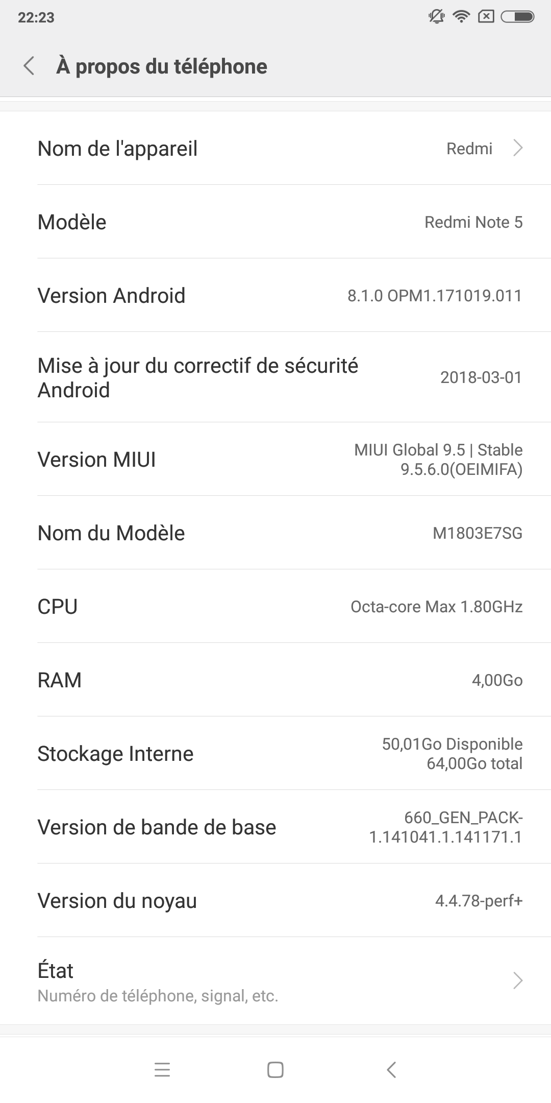 Impossible to Unlock bootloader redmi note 5 pro with mi