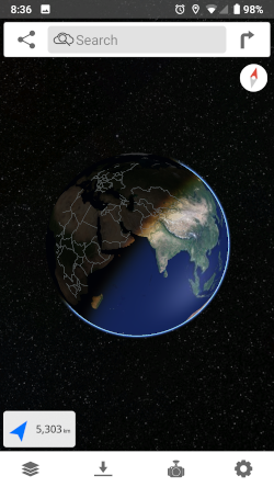 magic_earth_mainscreen